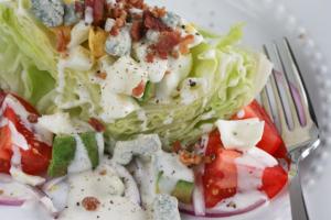 Iceberg Wedge Salad - delivery menu