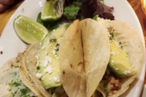 Salmon Tacos - delivery menu