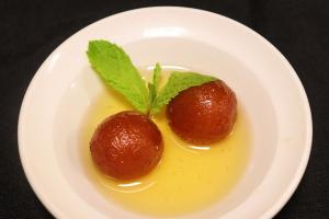 Gulab Jamun - delivery menu