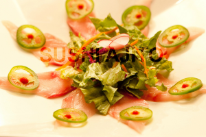 Yellowtail Diced Chilly - delivery menu