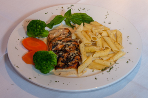 Salmon Beurre Blanc - delivery menu
