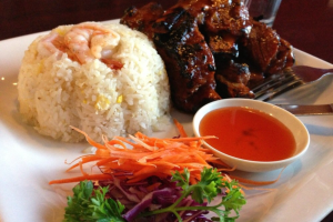 Kai Yang BBQ Chicken Dinner - delivery menu
