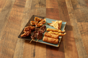 2 Appetizer Plate - delivery menu