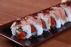 Double Tuna Roll - delivery menu