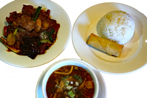 L19. Szechuan Beef Lunch Special - delivery menu