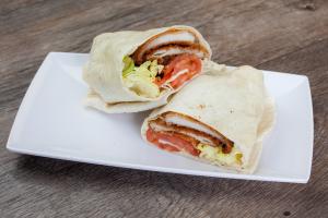 Schnitzel Wrap - delivery menu