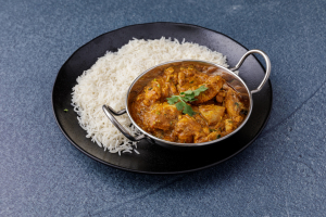 2 Ginger Special Curry - delivery menu