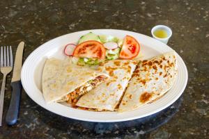 Lunch Quesadilla - delivery menu
