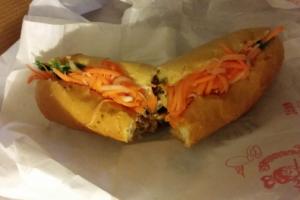 Pork Chop Sandwich - delivery menu