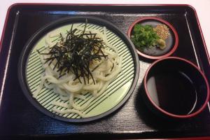 Zaru Udon - delivery menu