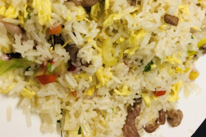 R7. Yang Chow Fried Rice - delivery menu