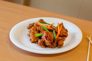 29. General Tso's Chicken Combo Platter - delivery menu