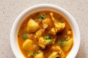 Aloo Gobi Masala - delivery menu