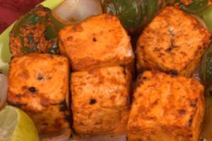 Paneer Tikka - delivery menu