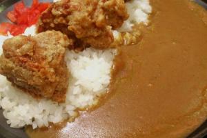 Kara Age Curry - delivery menu