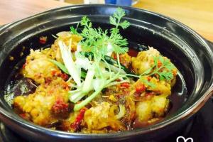 Chili Lemongrass Chicken Clay Pot - delivery menu