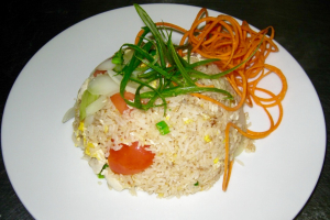 Urban Fried Rice Dinner - delivery menu