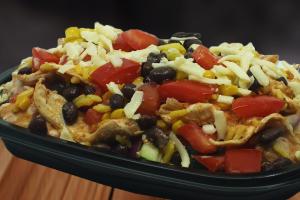 Burrito Bowl - delivery menu