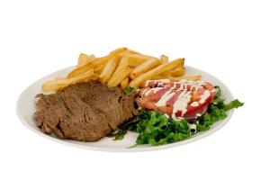 19. Grilled Steak - delivery menu