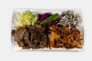 Mix Gyro Plate - delivery menu