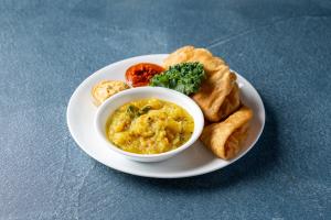 Poori Masala - delivery menu
