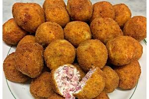 Prosciutto Balls - delivery menu