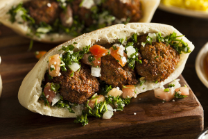 Falafel Sandwich - delivery menu