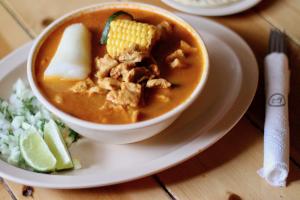 Sopa de Pata - delivery menu