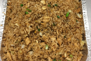 Party Tray Chicken Fried Rice - delivery menu