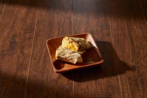 Burrito Breakfast - delivery menu