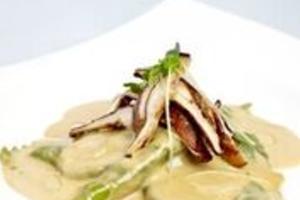 Tofu Ravioli - delivery menu