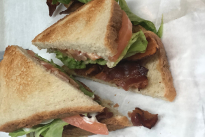BLT Sandwich - delivery menu