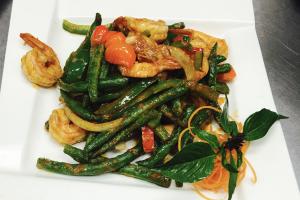Prik Khing - delivery menu