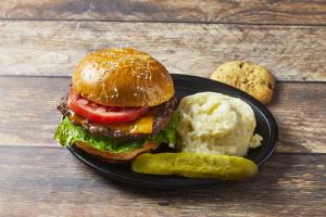 Americano Burger - delivery menu