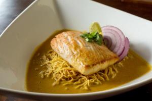Mahi Mahi Fish Kao Soi - delivery menu