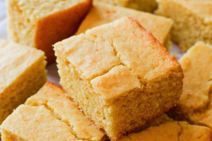 Homemade Cornbread - delivery menu