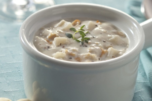 White Clam Chowder - delivery menu