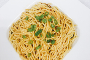 Cold Noodle with Sesame Sauce - delivery menu