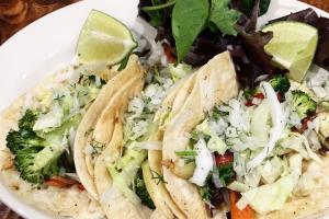 Mix Veggie Tacos - delivery menu