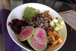 Harvest Buddha Bowl Salad Lunch - delivery menu