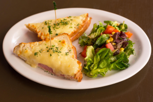 Croque Monsieur - delivery menu