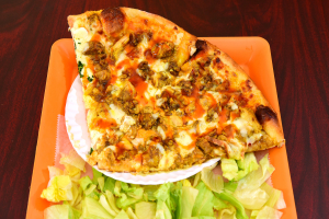 Large Buffalo Chicken Pizza - delivery menu