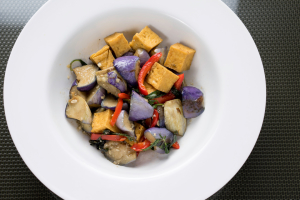 62. Eggplant Sauteed Spicye - delivery menu