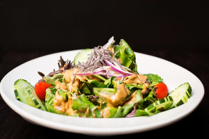 Exotic Green Salad - delivery menu