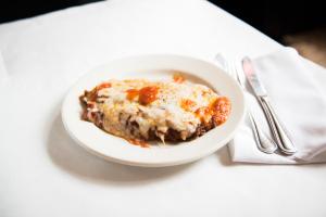 Eggplant alla Parmigiana - delivery menu