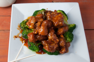 L22. General Tso's Chicken Lunch Special - delivery menu