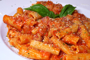 Rigatoni Prince of Naples - delivery menu