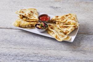 Grilled Chicken Quesadilla - delivery menu