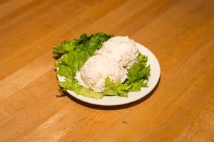 1/4 lb. Chicken Salad - delivery menu