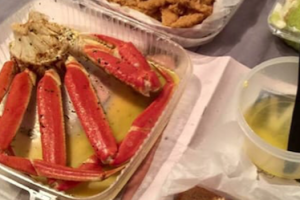 1 lb. Snow Crab Legs - delivery menu
